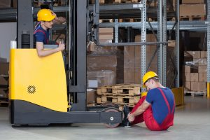 first quality forklift training llc offers osha compliant forklift training. Forklift training has been shown to prevent pedestrian injuries.