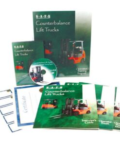 SAFE-Lift Spanish Counterbalance DVD Kit