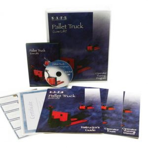 SAFE-Lift Pallet Truck DVD Kit