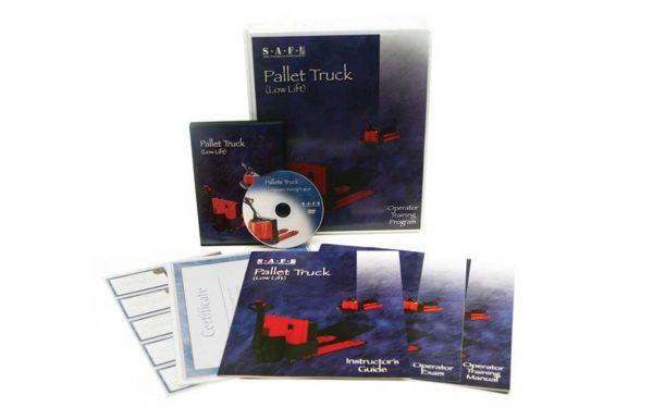 SAFE-Lift Pallet Truck DVD Kit