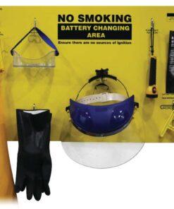 Complete Forklift Battery PPE Kit