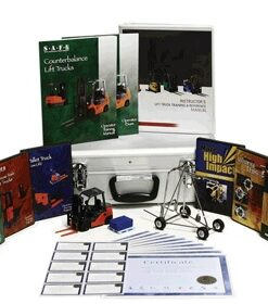 Ultimate Lift Truck Training Package, forklift training,