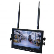 "9"" Safe-View Wireless Camera System"