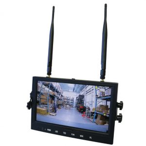Wireless Forklift Camera System
