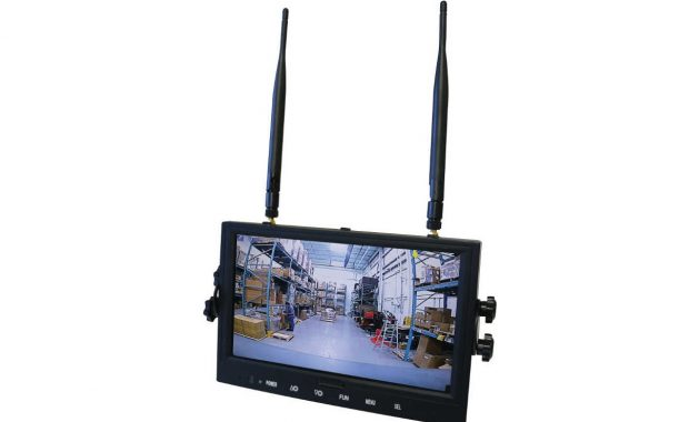 "9"" Safe-View Wireless Camera System"