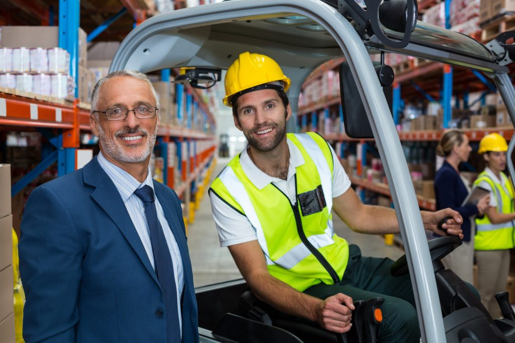 7 Reasons You Should Schedule Forklift Training
