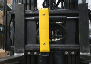 Camera Mounted on Bumper