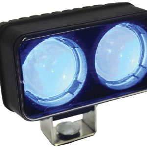 Safe Lite LED Blue Pedestrian Alert Light