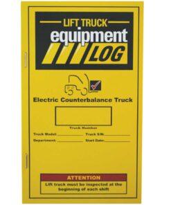Electric Counterbalance daily checklist Spanish Refill