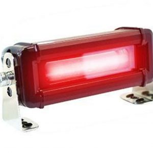 Red LED Pedestrian Safety Warning Lights