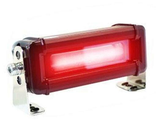 Red LED Pedestrian Safety Warning Lights