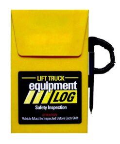 lift truck log