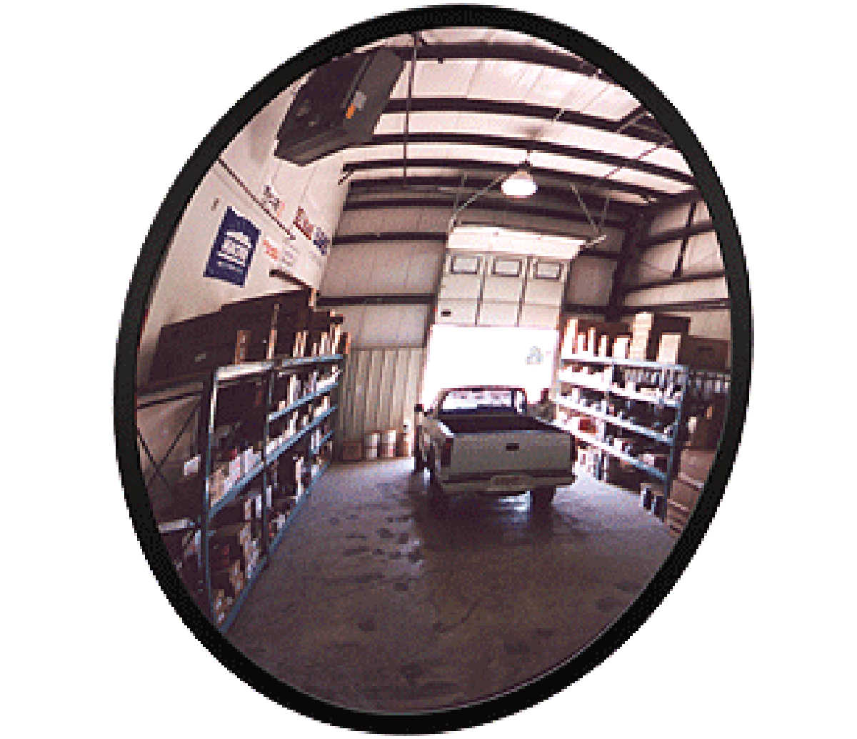 30 inch convex warehouse mirror first quality forklift for Mirror warehouse near me