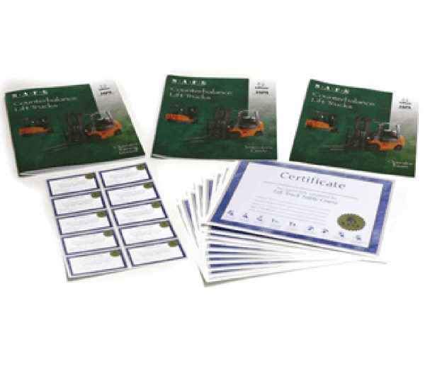 Counterbalance Training Kit Support Materials