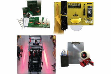 Quality Material Handling Safety Products