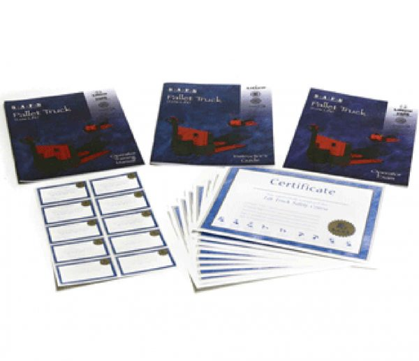 Pallet Truck Training Kit Support Materials