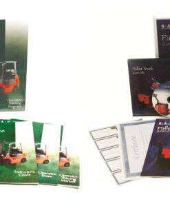 Counterbalance & Pallet Truck Combo DVD Kit