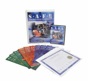 3 in 1 Safe Lift Training Kit DVD