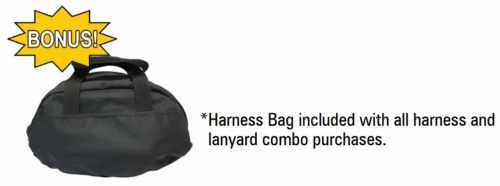 EZ Fit Harness Bag