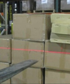 Laser Guide Forklift Guidance System Class 3 Carriage