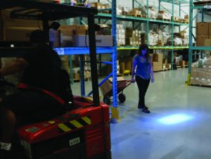 8 Benefits of Forklift LED Warning Lights | First Quality Forklift
