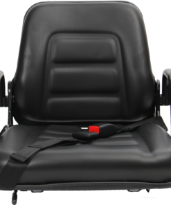Ecomonical Forklift Seat with Side Rails