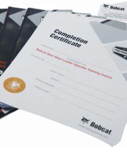 Skid-Steer Training Package 10 Pack Deal