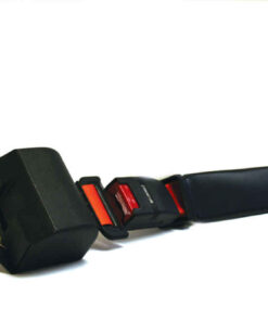 Two Point Retractable Seat Belt with Ignition Isolation Switch