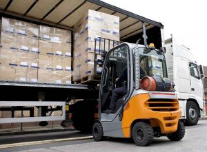 The Evolution of the Forklift Truck