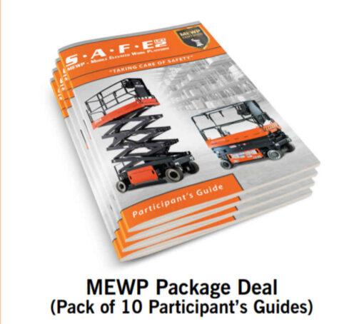Scissor Lift MEWP Package Deal