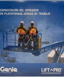 Genie New MEWP Spanish Kit
