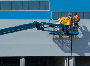 Tips for Safely Working on a Mobile Elevated Work Platform