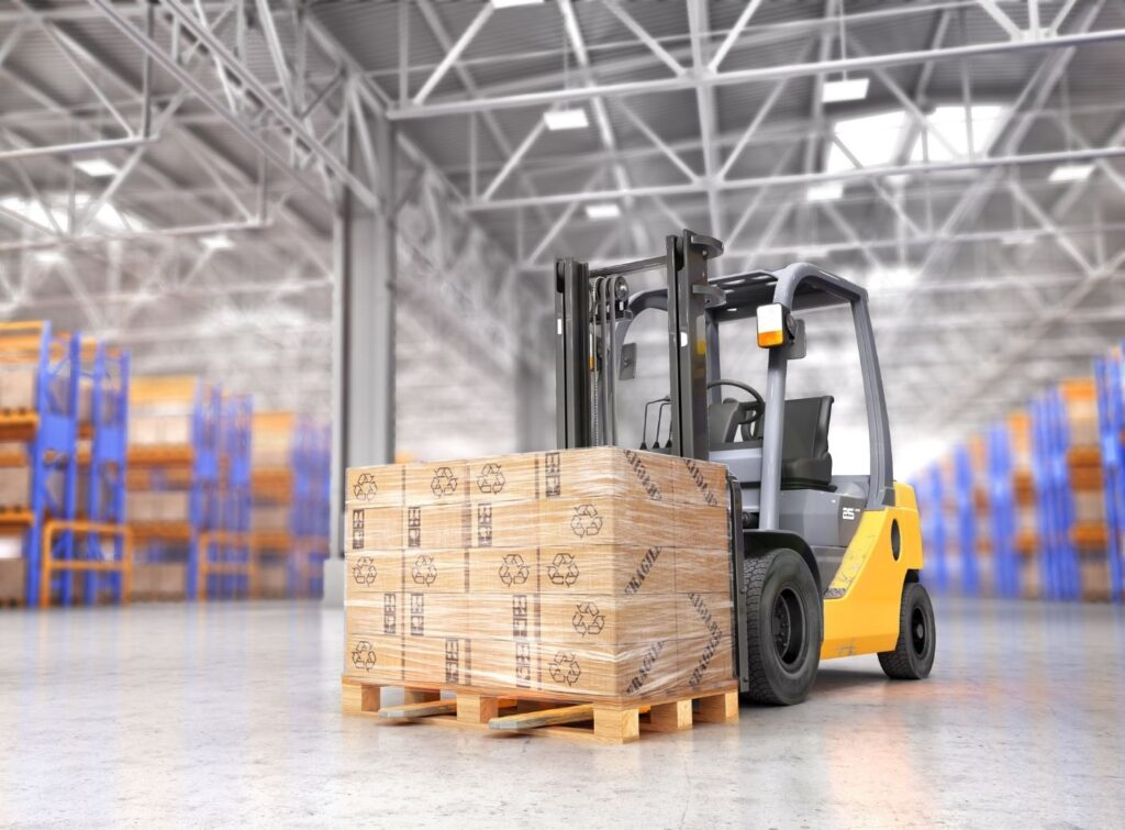The Most Common Forklifts Used in Warehouses