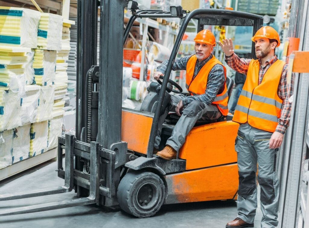 Steps To Build Your Forklift Safety Culture