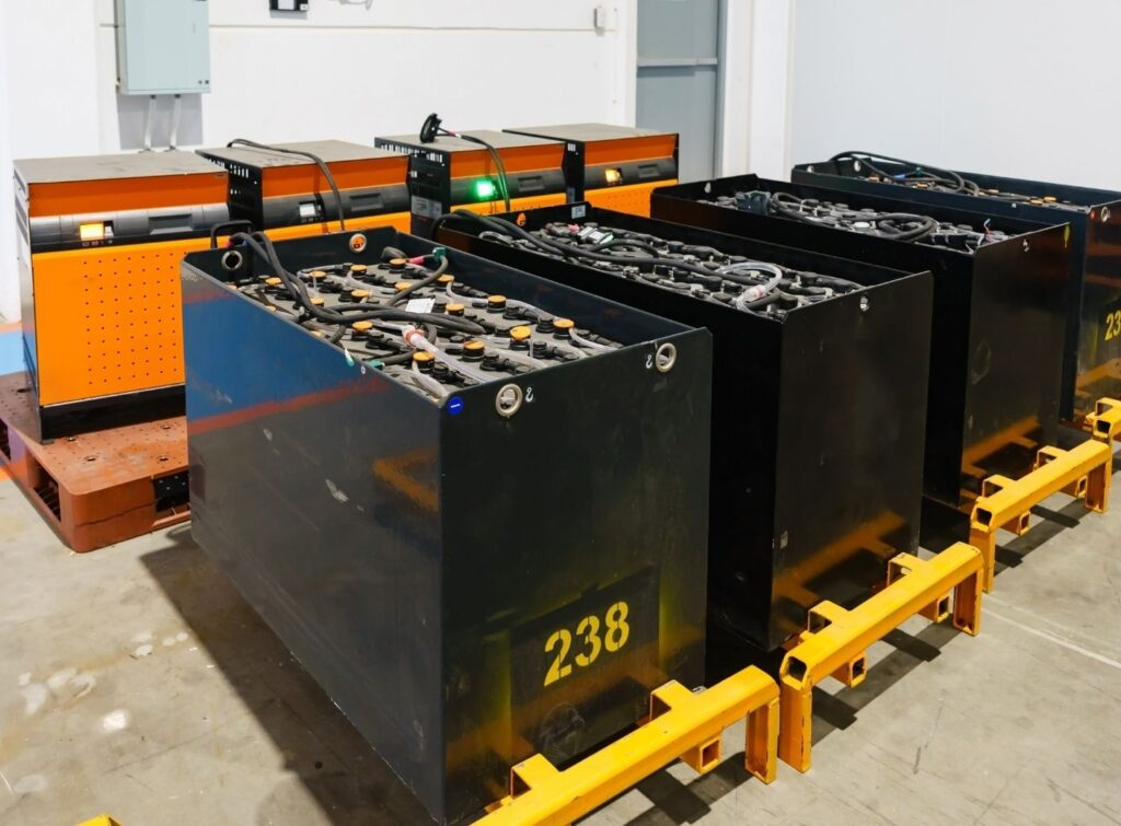 The Best Practices for Forklift Battery Maintenance